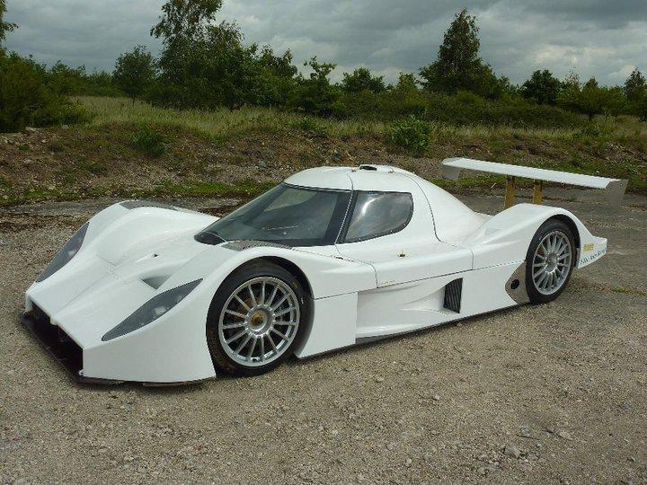 Aquila « Scruffy Motorsport